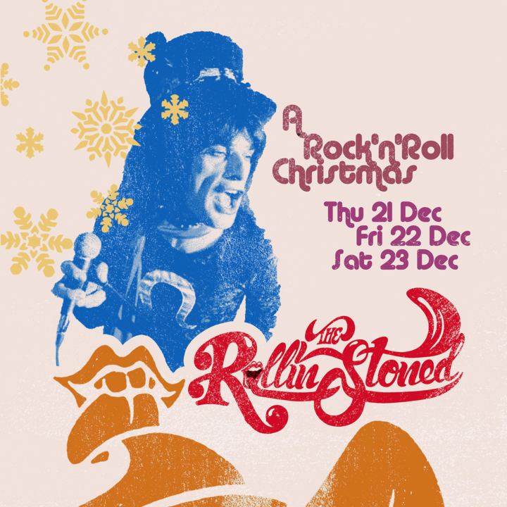 The Rollin Stoned @ The Half Moon Putney - London, United Kingdom