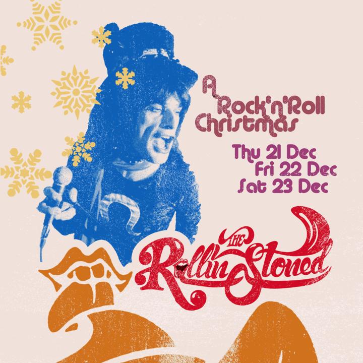 The Rollin Stoned @ THE HALF MOON - Putney, United Kingdom