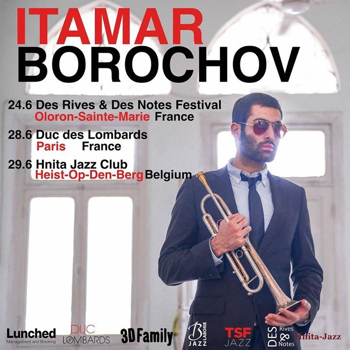 Itamar Borochov @ CAVAJAZZ - Viviers, France