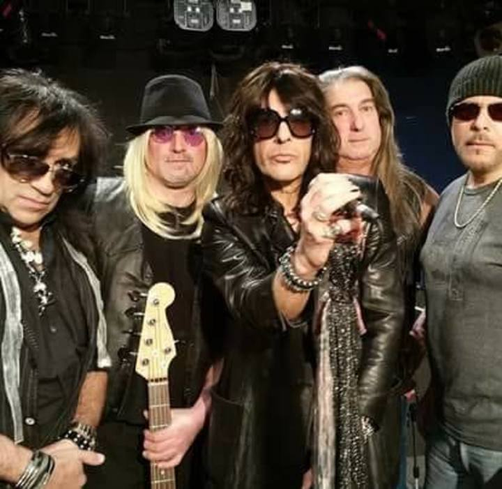 PUMP Aerosmith Tribute Band Tour Dates