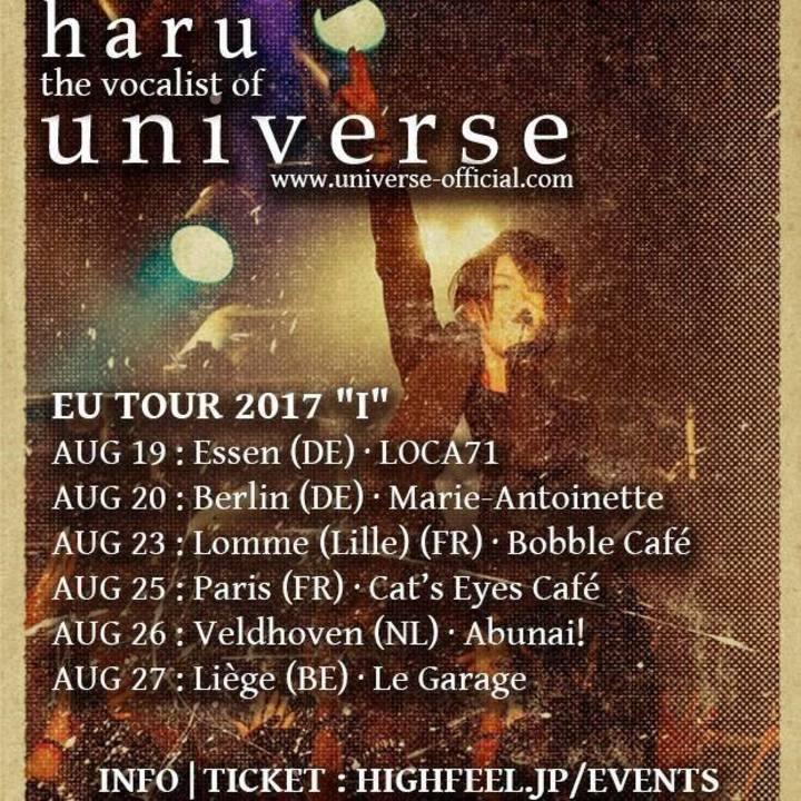 Râmen Events Tour Dates