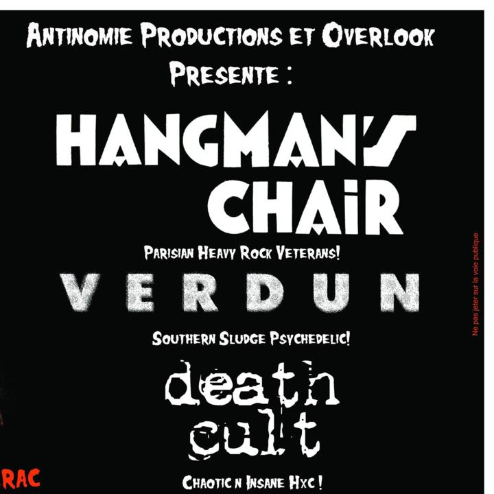 Verdun @ ROCKSANE - Bergerac, France
