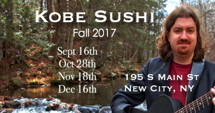Kyle Hancharick @ Kobe Sushi - New City, NY