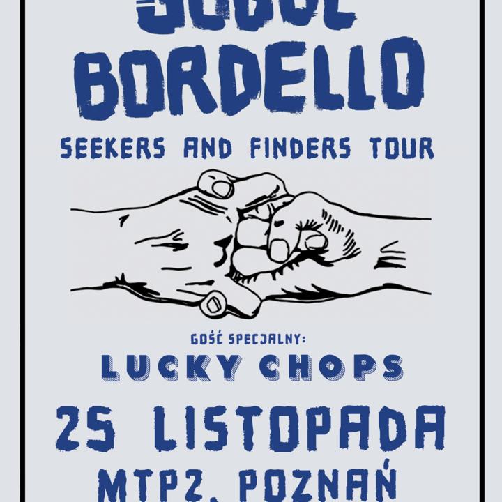 Lucky Chops @ Międzynarodowe Targi Poznańskie - Poznan, Poland