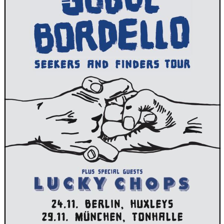 Lucky Chops @ TONHALLE - Munich, Germany