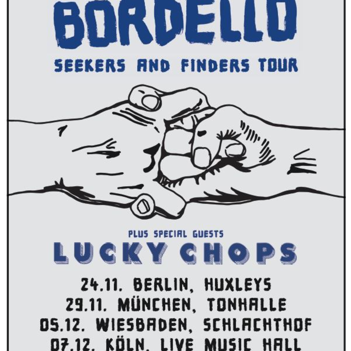 Lucky Chops @ Live Music Hall - Cologne, Germany
