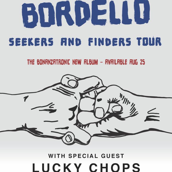 Lucky Chops @ The Academy - Dublin, Ireland