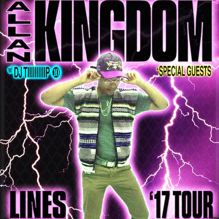 Allan Kingdom Tour Dates