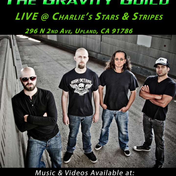 The Gravity Guild @ Charlie's Stars & Stripes - Upland, CA