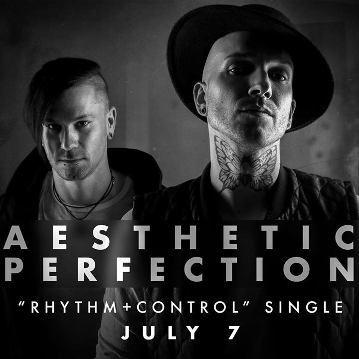 Aesthetic Perfection Tour Dates