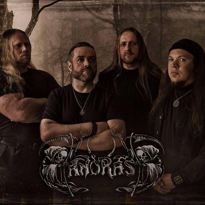 Andras Tour Dates
