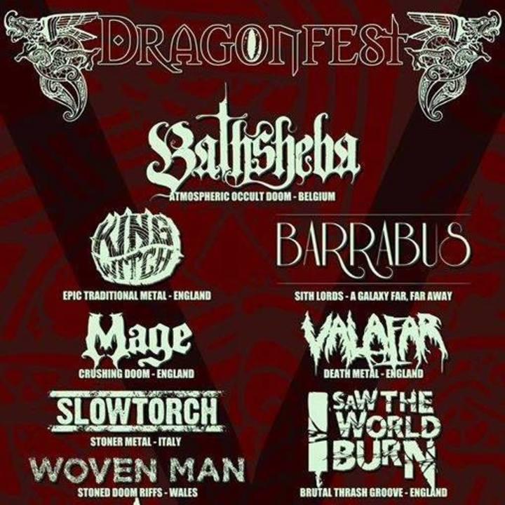 Mage Tour Dates