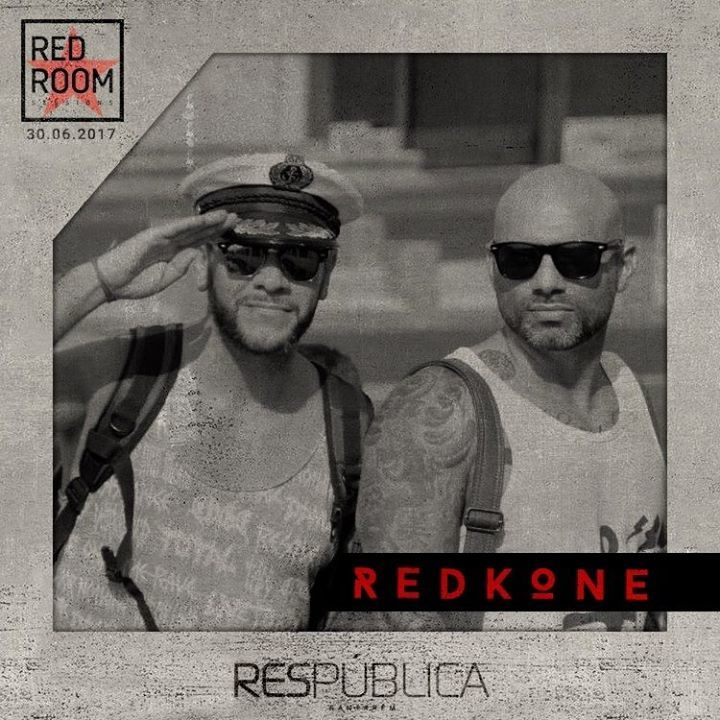 Redkone Tour Dates