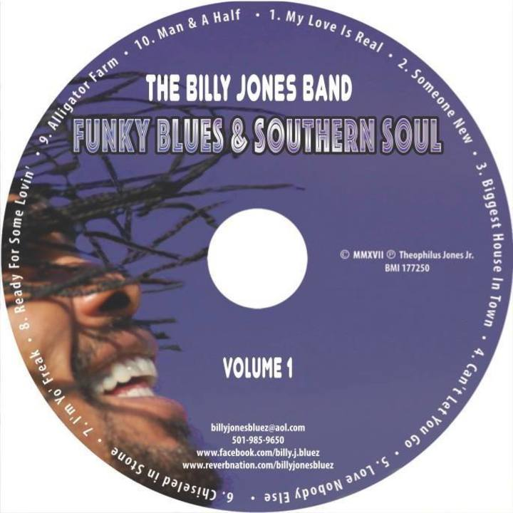 billy jones bluez - offical fan page Tour Dates