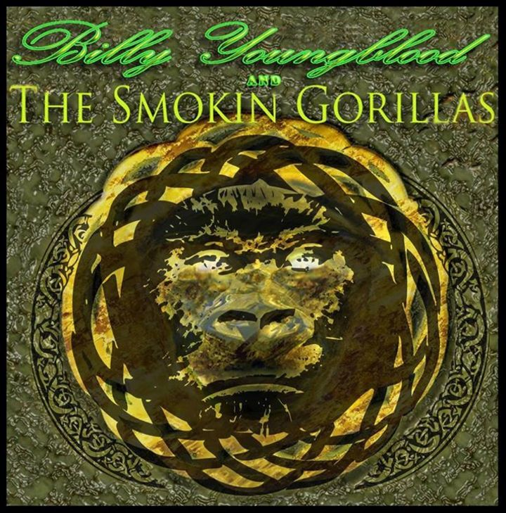 Billy YoungBlood and The Smokin Gorillas Tour Dates