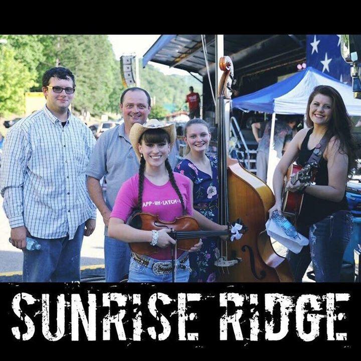 Sunrise Ridge Tour Dates