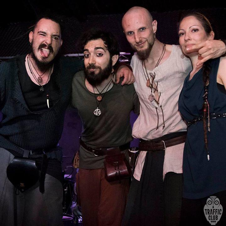 Emian PaganFolk Tour Dates