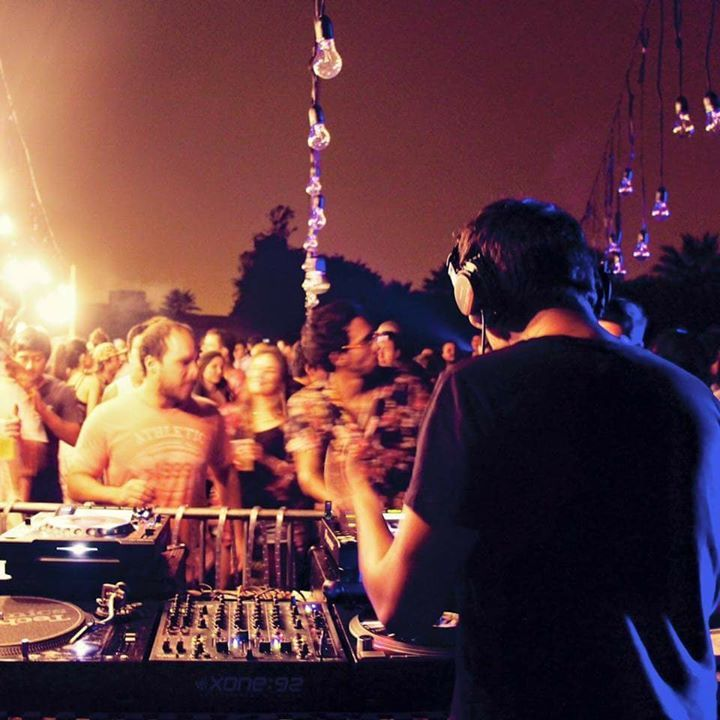 DJ EMSS - PERÙ Tour Dates