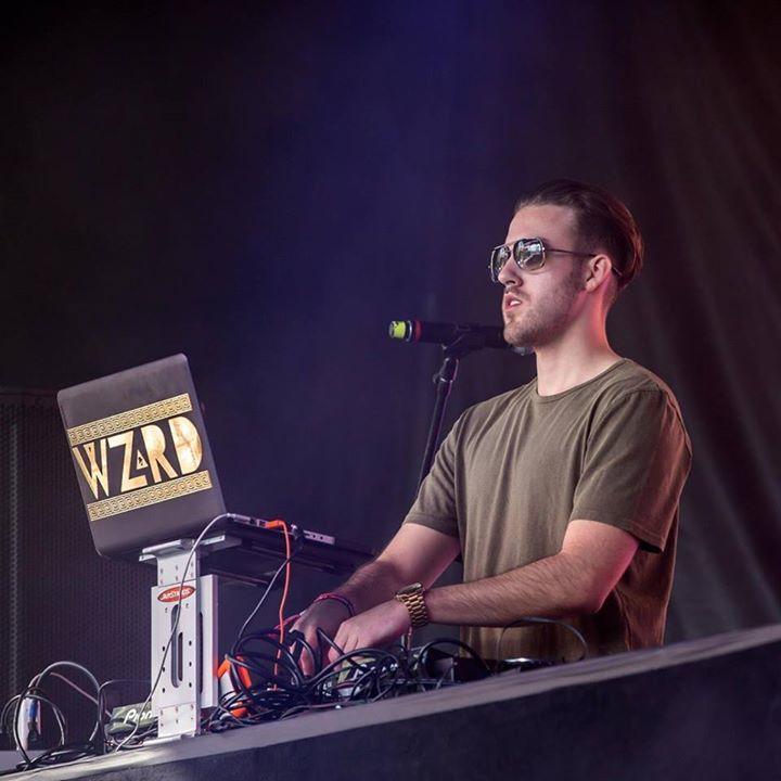 DJ WZRD Tour Dates