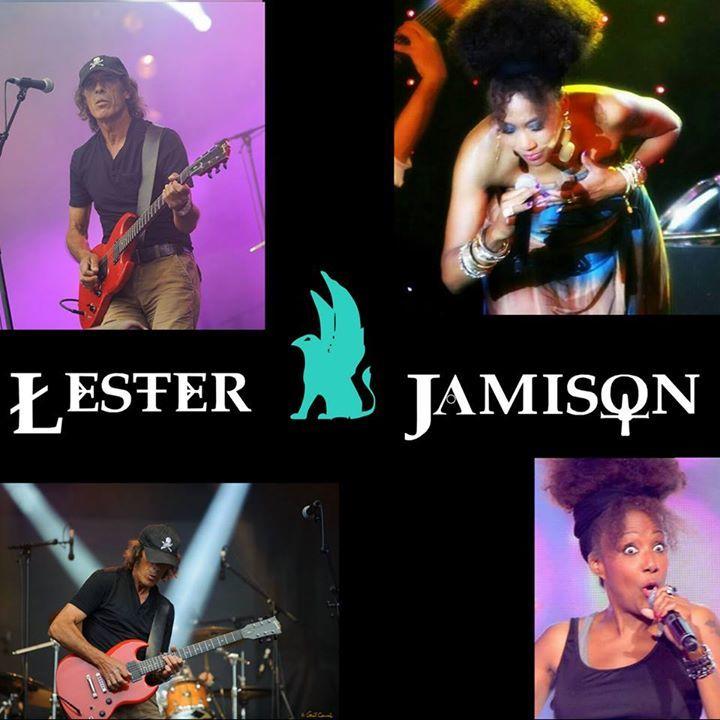 Lester-Jamison Tour Dates