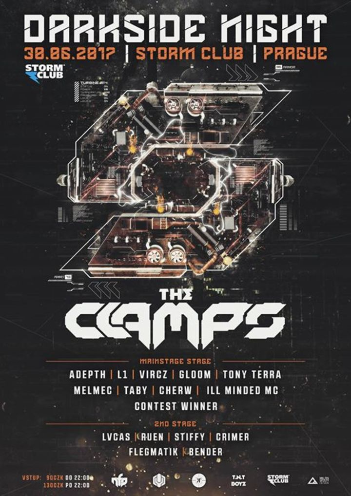 The Clamps Tour Dates