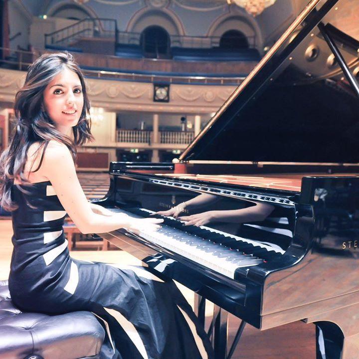 AyseDeniz GOKCIN (Pianist) Tour Dates