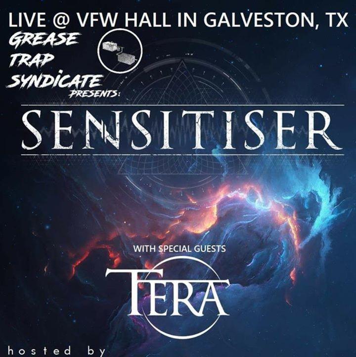 Sensitiser Tour Dates