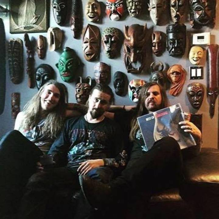 Black Wizard @ Rickshaw Theatre - Vancouver, Canada