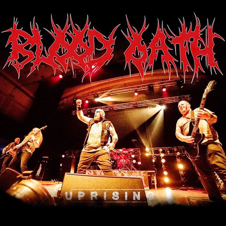 BLOOD OATH - uk Tour Dates