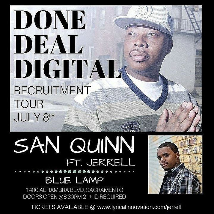 Jerrell Tour Dates