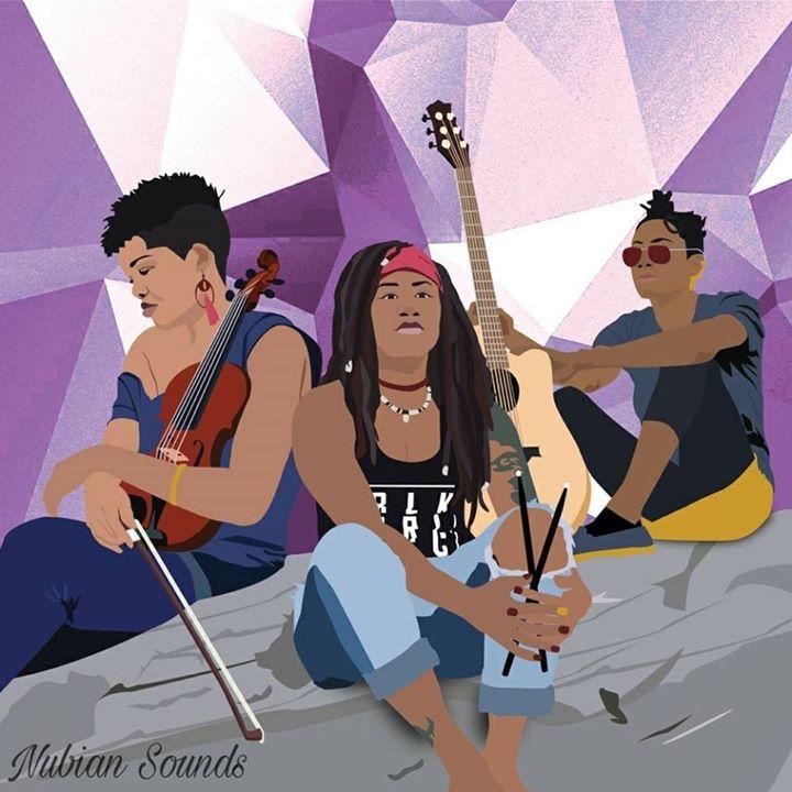 Nubian Sounds Tour Dates