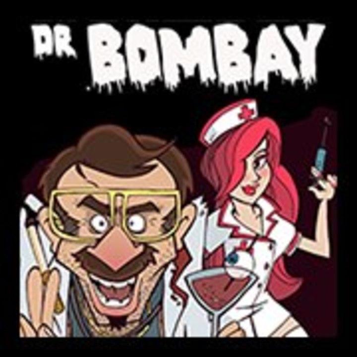 Dr. Bombay Tour Dates