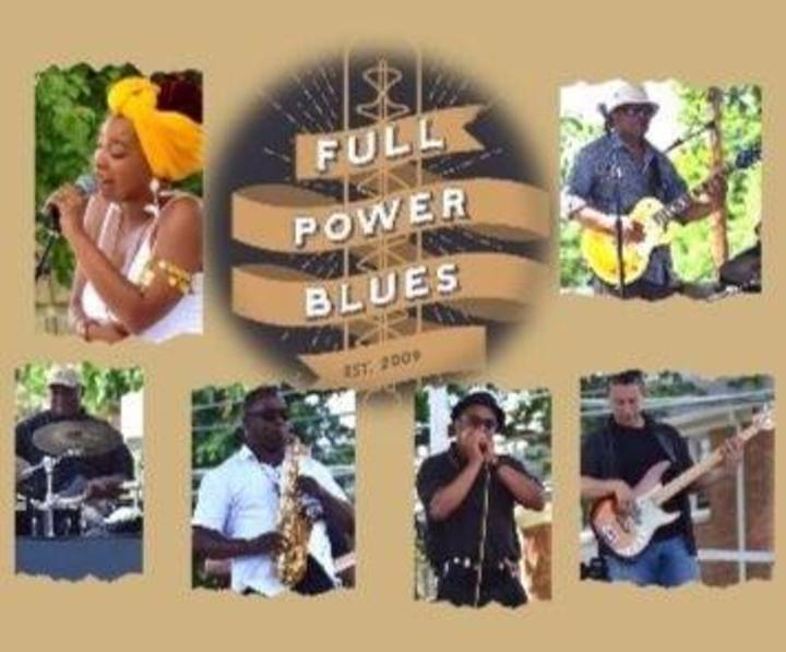 Full Power Blues Tour Dates