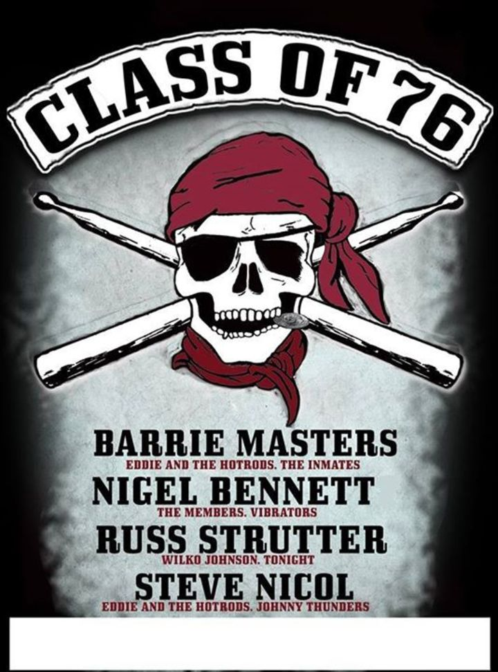 Class of 76 Tour Dates