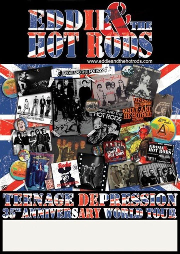 Eddie & The Hot Rods Tour Dates
