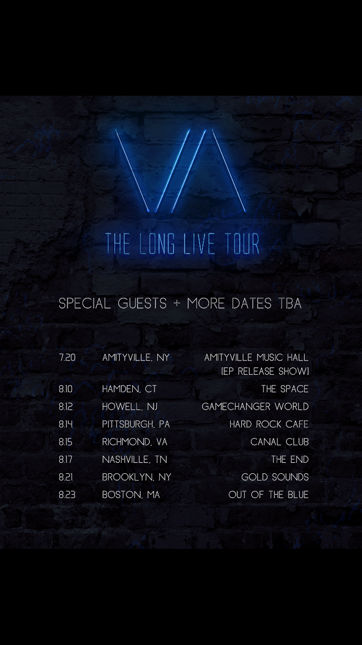 VISTA Tour Dates