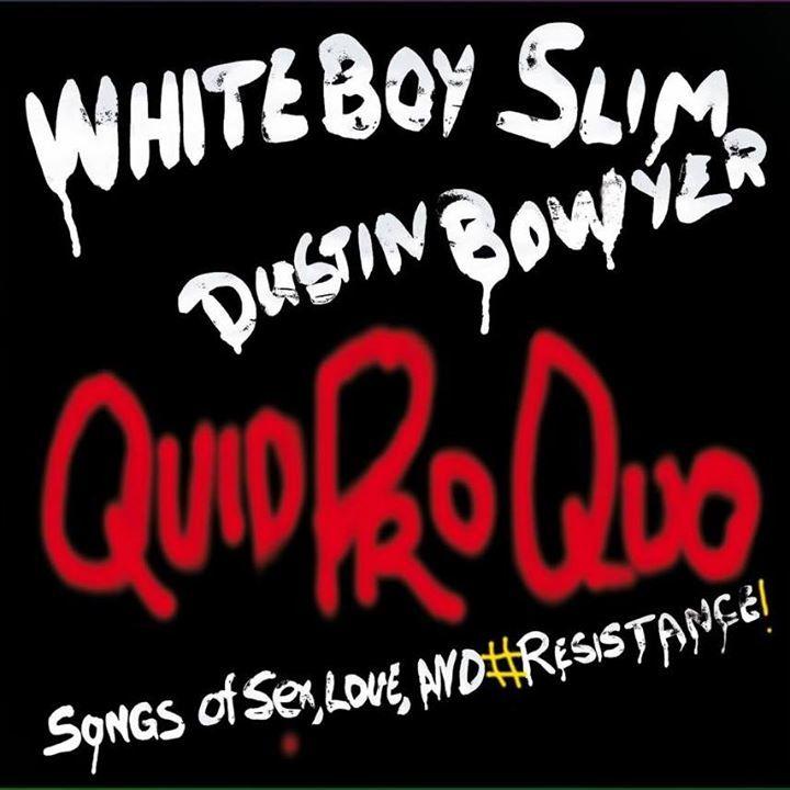 Whiteboy Slim Tour Dates