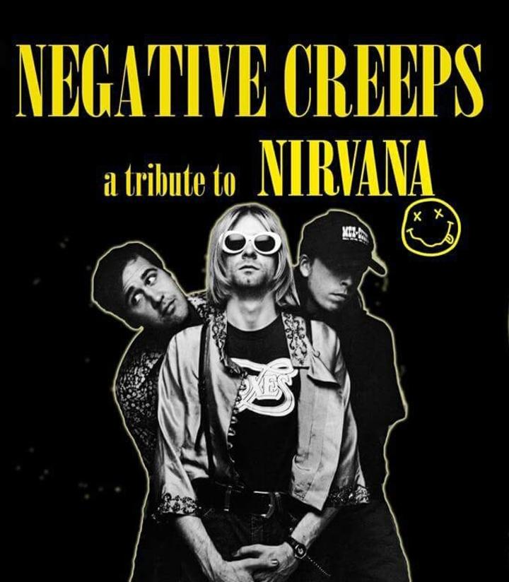 Negative Creeps Tour Dates