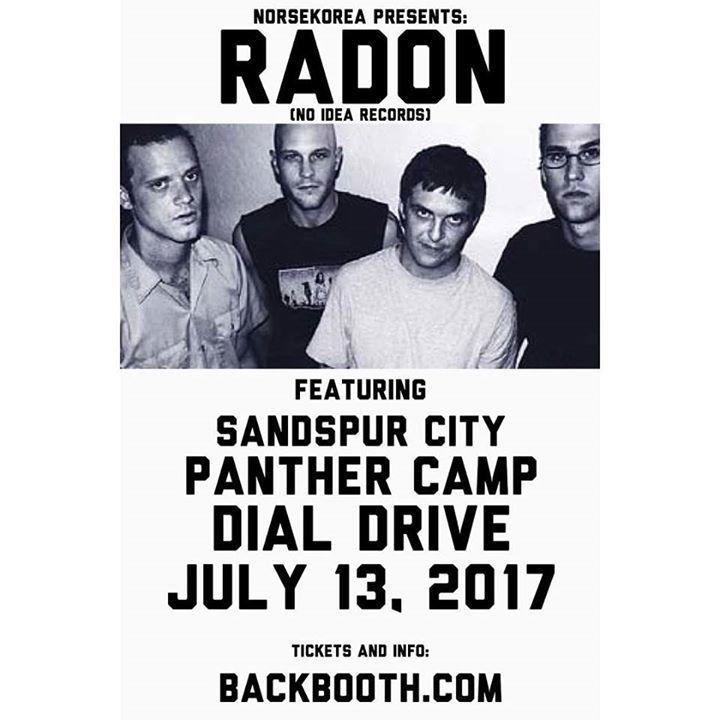 Panther Camp Tour Dates