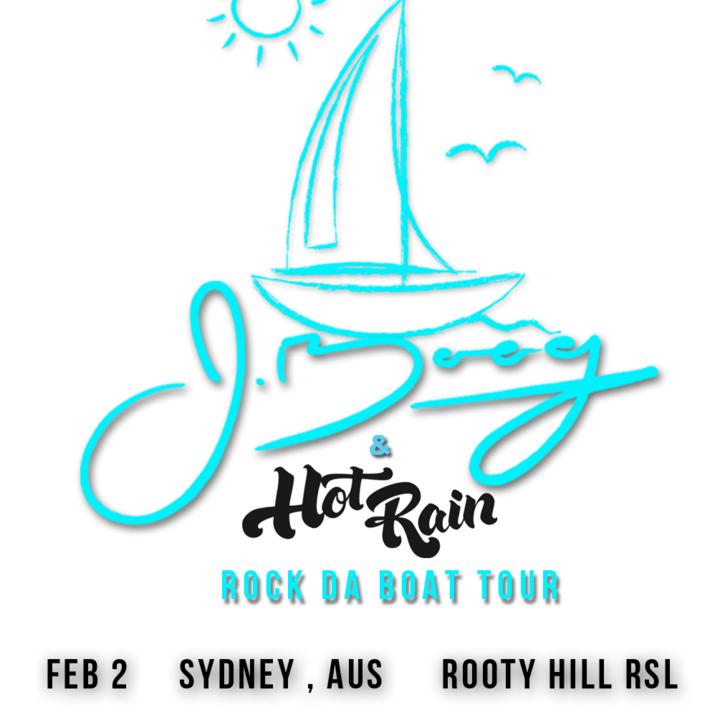 J Boog @ Rooty Hill RSL - Sydney, Australia