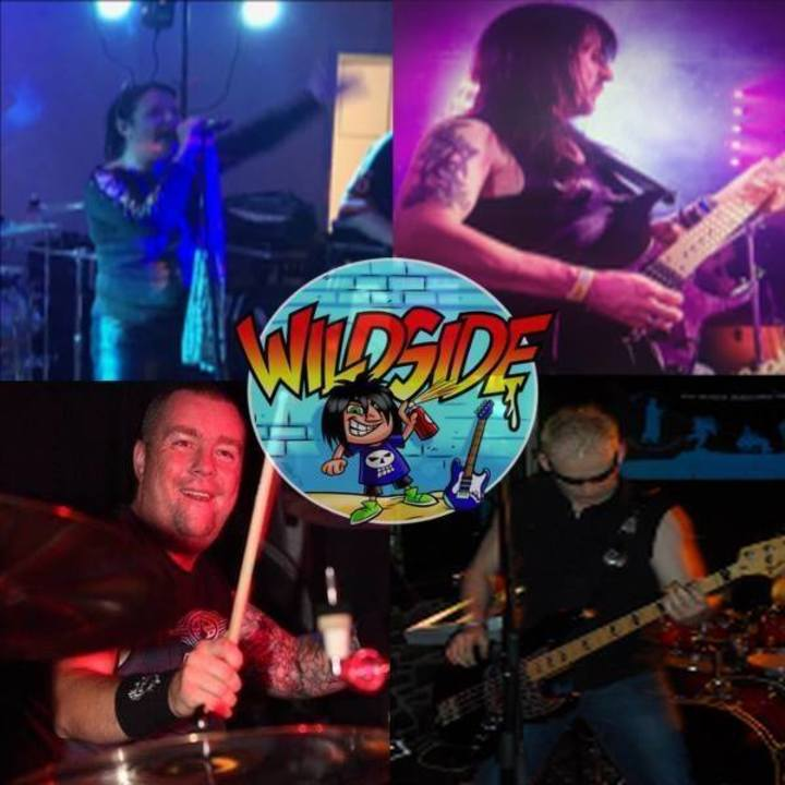 Wildside Rock Covers @ The Bell Inn - Pontypool, United Kingdom
