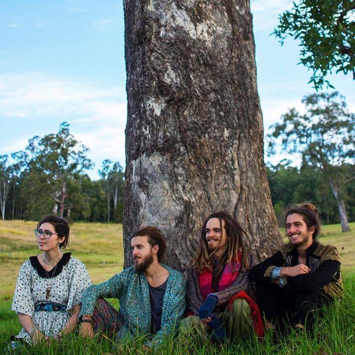Vanishing Shapes @ The Temperance Society - Summer Hill, Australia