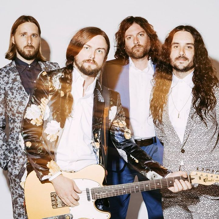 J Roddy Walston and The Business Tour Dates
