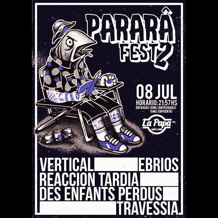 Vertical.py Tour Dates