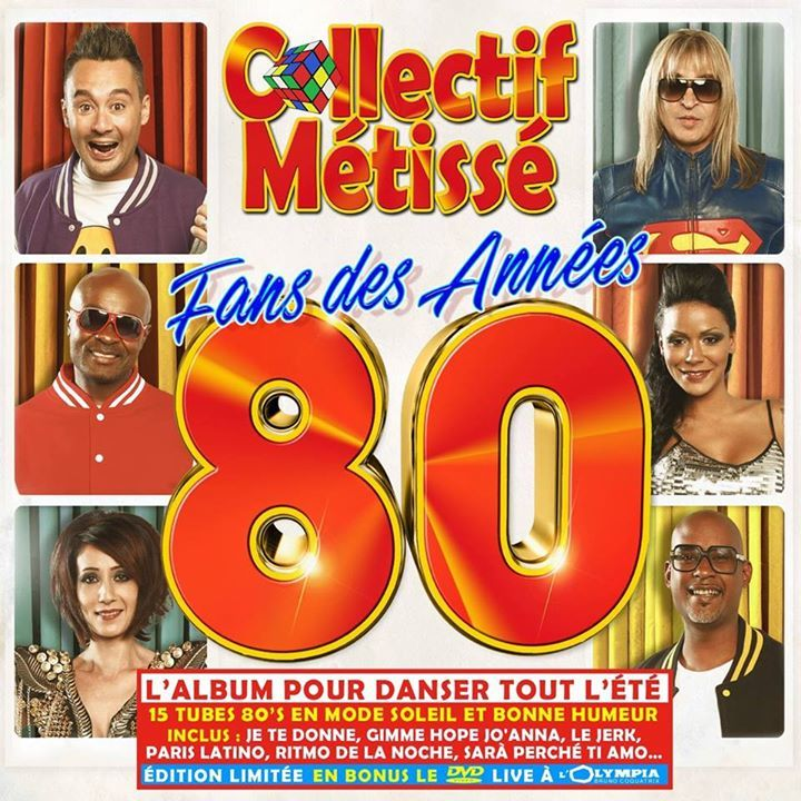 Collectif Métissé Tour Dates