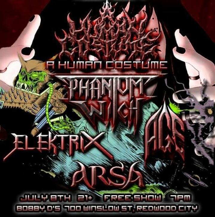 ARSA Tour Dates