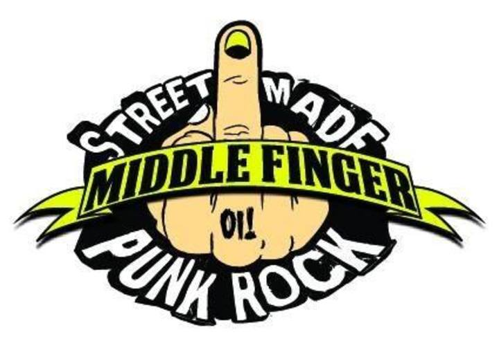 Middle Finger Punk Rock @ Spazio Musica - Pavia Pv, Italy