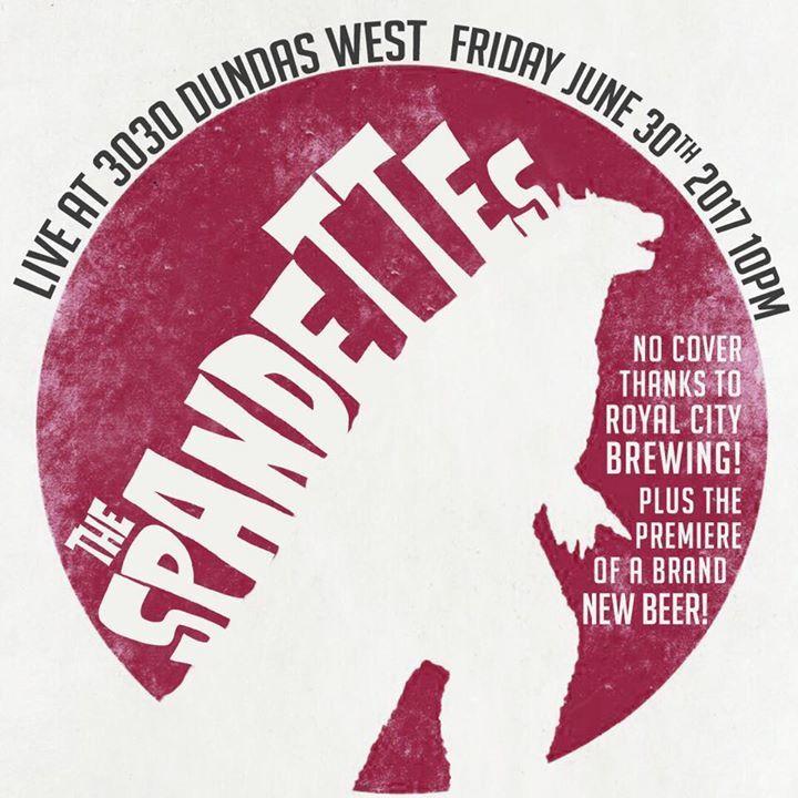 The Spandettes Tour Dates