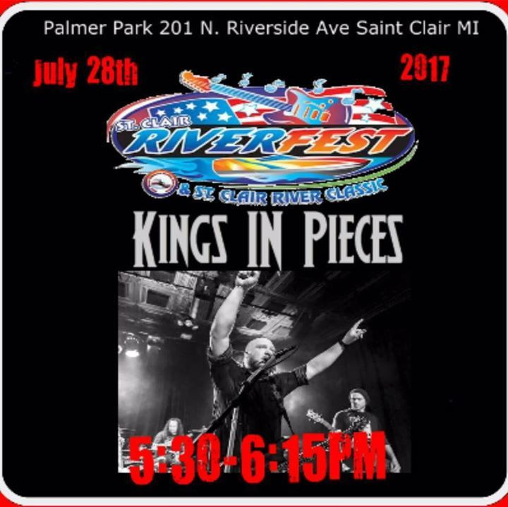 Kings In Pieces Tour Dates