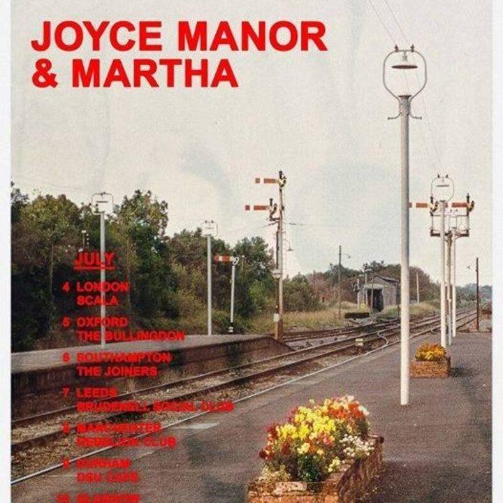 Martha @ Brudenell Social Club - Leeds, United Kingdom
